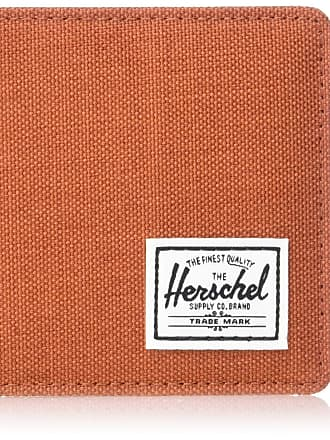 Herschel Herschel Mens Roy + Coin RFID Bi-Fold Wallet, Picante Crosshatch, One Size