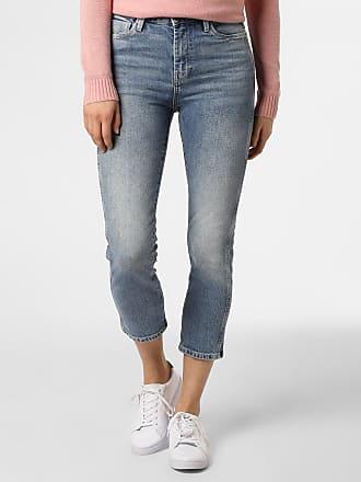 Pepe Jeans London Damen Jeans - Dion 7/8 blau