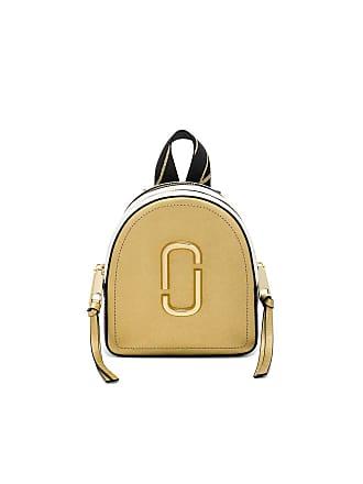 Marc Jacobs Mini Pack Shot Backpack in Metallic Gold