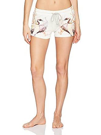 PJ Salvage Womens GIVE Love Short, Eastern Influence Print Natural, Small