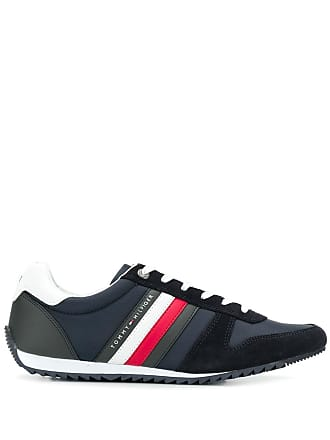 5e4e45ea944b55 Tommy Hilfiger contrast stripe sneakers - Blue