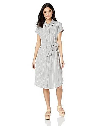 a45c8a58c041 Roxy Juniors Sunday Morning Market Short Sleeve Button Up Dress