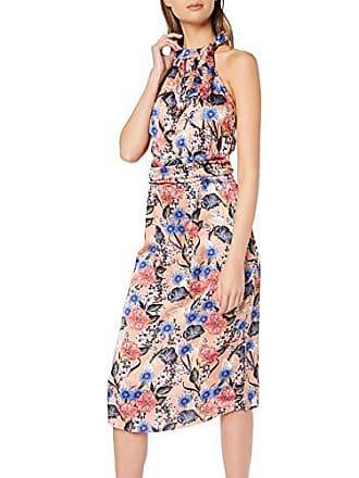 cc37fb743075 Vila Clothes Vievika S l Halterneck Dress ZA Vestito Donna