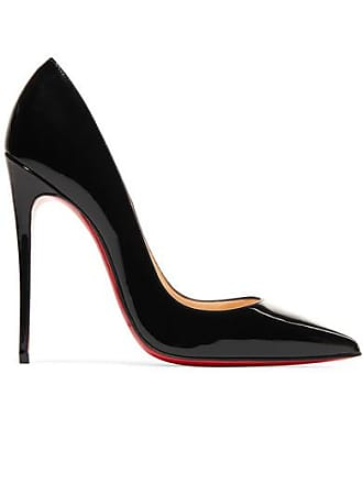 080a420adc98 Christian Louboutin So Kate 120 Patent-leather Pumps - Black