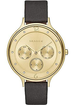 Skagen Relógio Skagen Feminino Slim Multifunção Analógico Skw2393/2dn