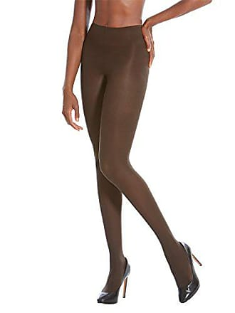Gold Toe Womens Sheer to Waist Semi Opaque Perfect Fit Tights, 1 Pair, Coffee, A/A/B