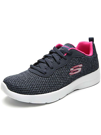 Skechers Tênis Skechers Performance Dynamight 2.0-Quick Co Azul-Marinho
