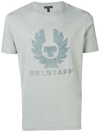 Belstaff Camiseta com estampa de logo - Verde
