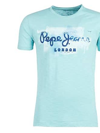 d5cfe84584a T-Shirts Manches Courtes Pepe Jeans London®   Achetez jusqu  à −40 ...