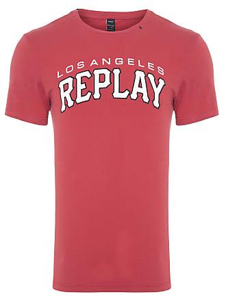 a5ba3985e3 Replay CAMISETA MASCULINA LOS ANGELES REPLAY - VERMELHO