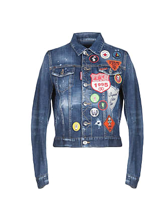 Dsquared2 DENIM - Denim outerwear su YOOX.COM
