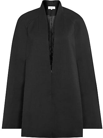 39dbf667f5b9 Reiss Tallis - Open-front Cape in Black, Womens, Size XS