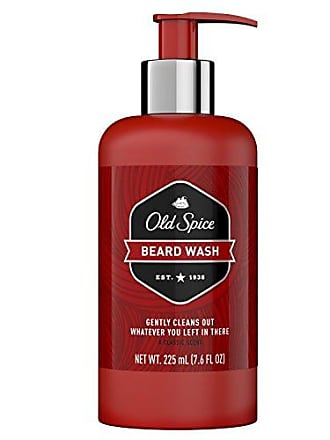 Old Spice Beard Wash, Shampoo for Men, 7.6 fl oz