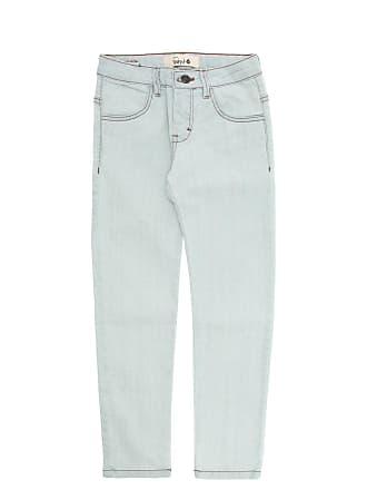 Reserva Mini Calça Jeans Reserva Mini Menino Lisa Azul
