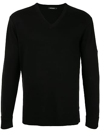 Loveless Suéter slim com mangas longas - Preto