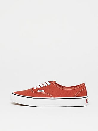 81ca747dbb Vans UA Authentic Color Theory Collection hot sauce true white