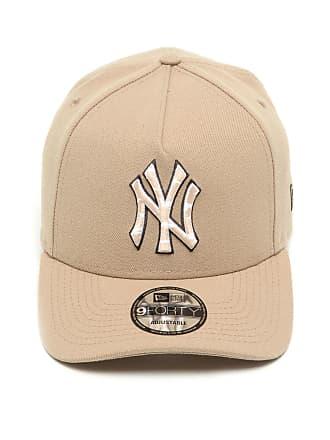 bf5f569881 New Era Boné New Era Snapback New York Yankees Bege