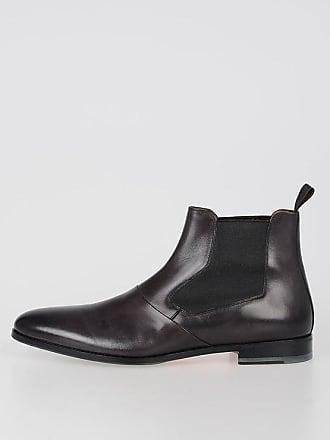 Santoni Leather Ankle Boots size 10,5