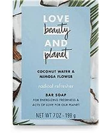 Love Beauty and Planet Radical Refresher Coconut Water & Mimosa Flower Bar Soap
