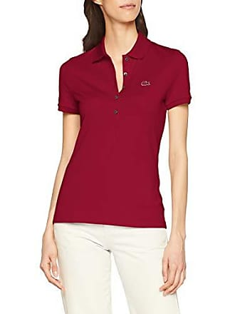 3ad55c1540 Lacoste PF7845 Polo, Rouge (Bordeaux 476), (Taille Fabricant:34)