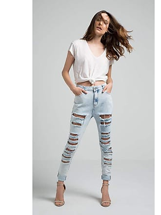 Pop Up Store CALCA JEANS RASGOS CALCA SKINNY JEANS-JEANS-44