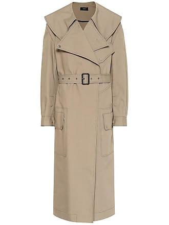 Joseph Damon oversized trench coat