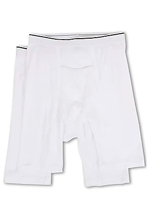 ee0cd1ce439b4e Jockey Pouch Athletic Midway(r) Brief 2-Pack (White) Mens Underwear