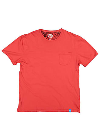 Panareha MARGARITA pocket t-shirt red