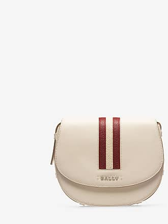 Bally Supra Crossbody White 1