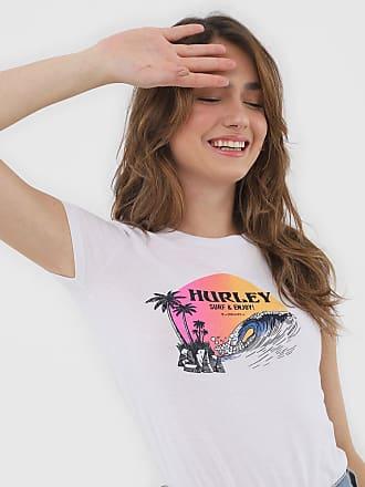 Hurley Camiseta Hurley Beachide Branca