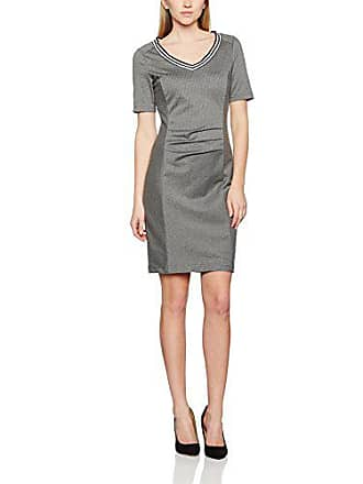 40a5c54bef5f Kaffe 10500982-Vestito Donna Grigio (Grey Melange 50015) X-Large