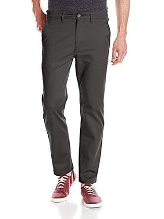 Levi's Mens Straight Chino Pant, Graphite/Stretch Twill, 28Wx32L