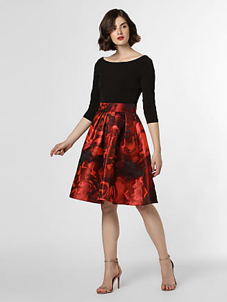Swing Damen Abendkleid rot