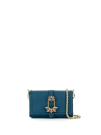 Michael Michael Kors crossbody clutch bag - Blue