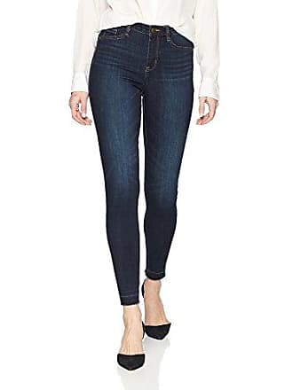 William Rast Womens Sculpted High Rise Skinny Jean, Indigo Serenity, 25