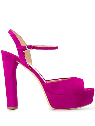 The Seller platform sole sandals - Rosa