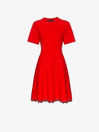 Proenza Schouler Zig Zag Knit Dress