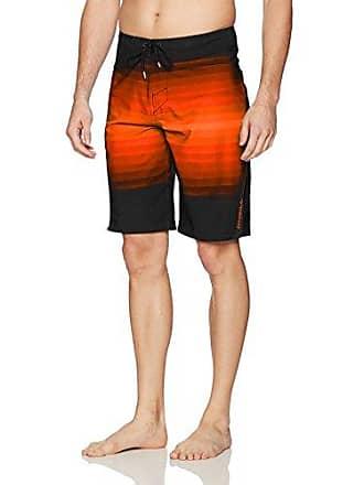 713e8b2b59 O'Neill Mens Superfreak Hemisphere Boardshort Swimwear, Coral, ...