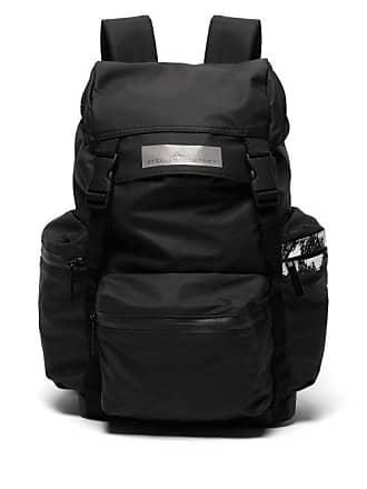 402cc333206 adidas by Stella McCartney Adidas By Stella Mccartney - Logo Print Backpack  - Womens - Black