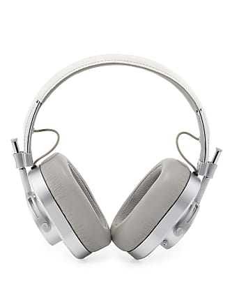 Master & Dynamic MH40 Over-Ear Headphones, White/Silvertone