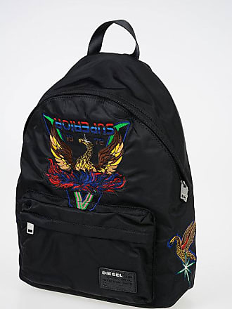 b81dd522345c Diesel Embroidered SUPERIIORR Backpack size Unica