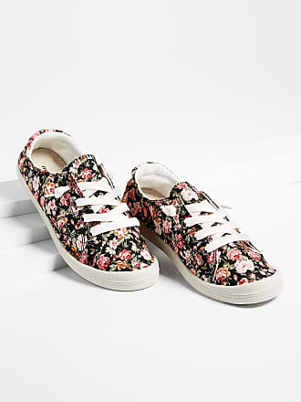 Maurices Mariah Floral Lace Up Sneaker