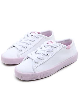 Keds Tênis Keds Menina Champion Kids Colors Branco