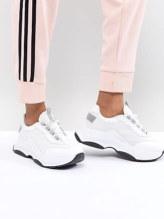 Asos Dare Chunky Sneakers - White