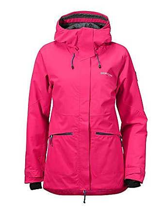 7a9a682715cee7 Didriksons 1913 Alta Womens Jacket - Winterjacke, Größe_Bekleidung_NR:42,  Farbe:warm Cerise