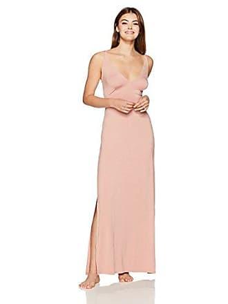 Cosabella Womens Minimalista Dress, Taupe Large