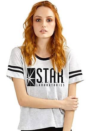 DC Comics Camiseta The Flash Serie Star Laboratories Athletic