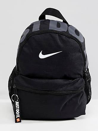 Nike Black Just Do It Liten ryggsäck med logga - Svart cc22b8c8dd8e6