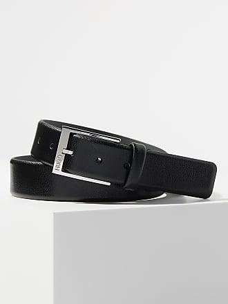 Hugo Boss Women/'s Leather Light Brown Skinny Belt US 32 IT 85