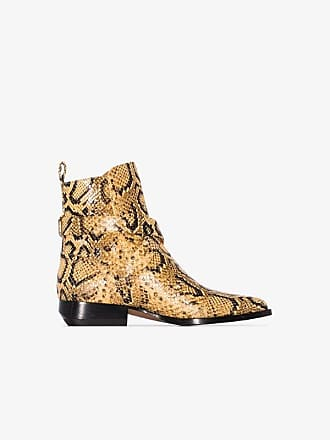 c06a93b98e4 Chloé® Leather Boots − Sale: up to −70% | Stylight